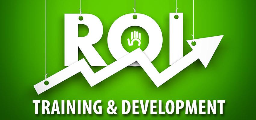measure roi of employee training and development